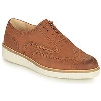 Schuhe Damen Derby-Schuhe Clarks BAILLE BROGUE Camel