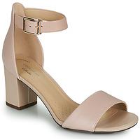 Schuhe Damen Pumps Clarks DEVA MAE Rose