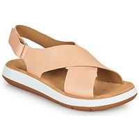Schuhe Damen Sandalen / Sandaletten Clarks JEMSA CROSS Rose