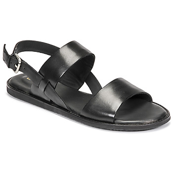 Schuhe Damen Sandalen / Sandaletten Clarks KARSEA STRAP Schwarz