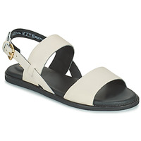 Schuhe Damen Sandalen / Sandaletten Clarks KARSEA STRAP Weiss