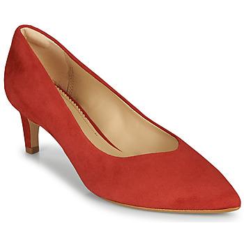 Schuhe Damen Pumps Clarks LAINA55 COURT2 Rot