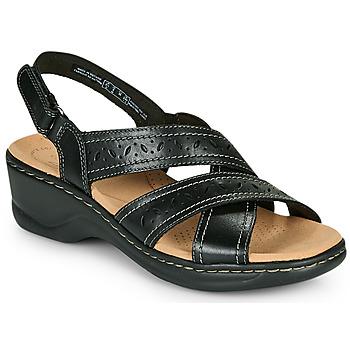 Schuhe Damen Sandalen / Sandaletten Clarks LEXI PEARL Schwarz
