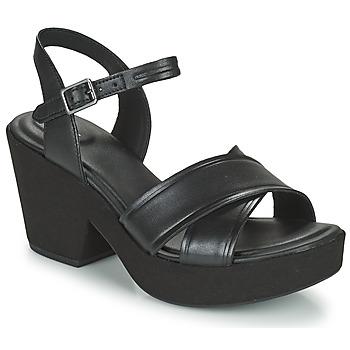 Schuhe Damen Sandalen / Sandaletten Clarks MARITSA70STRAP Schwarz