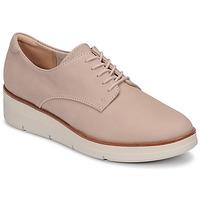 Schuhe Damen Derby-Schuhe Clarks SHAYLIN LACE Rose