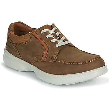 Schuhe Herren Derby-Schuhe Clarks BRADLEY VIBE Beige