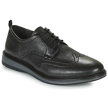 Schuhe Herren Derby-Schuhe Clarks CHANTRY WING Schwarz