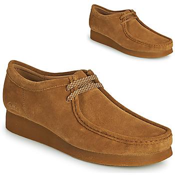 Schuhe Herren Derby-Schuhe Clarks WALLABEE 2 Braun