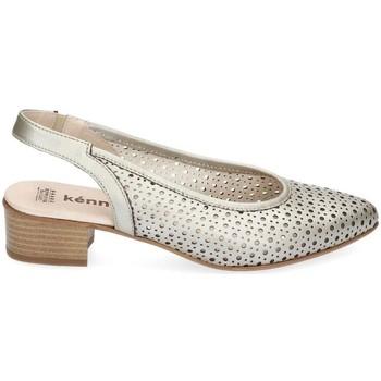 Schuhe Damen Sandalen / Sandaletten Kennebec 3970 PICADOS Beige