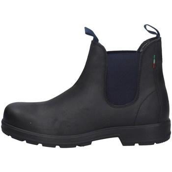 Schuhe Herren Boots Marina Militare MM171 SCHWARZ