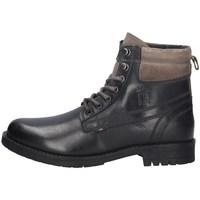 Schuhe Herren Boots Marina Militare MM1446 SCHWARZ