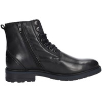 Schuhe Herren Boots Marina Militare MM1425 SCHWARZ