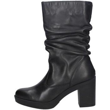 Schuhe Damen Klassische Stiefel Imac 606160 SCHWARZ