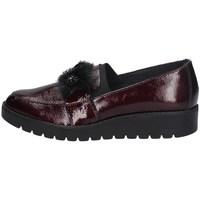 Schuhe Damen Slip on Imac 605350 BORDEAUX