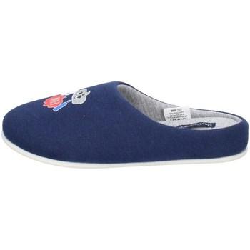 Schuhe Jungen Hausschuhe De Fonseca TORINO I K650 BLAU
