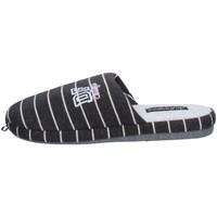 Schuhe Herren Hausschuhe De Fonseca ROMA TOP I M650 SCHWARZ