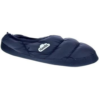 Schuhe Herren Hausschuhe Nuvola Classic Black Negro