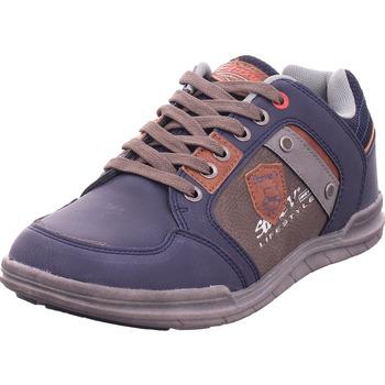 Schuhe Herren Derby-Schuhe & Richelieu Hengst - H70320 blau