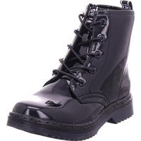 Schuhe Damen Stiefel Hengst - F71312 schwarz