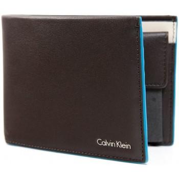Taschen Herren Portemonnaie Calvin Klein Jeans cabral 5cc Braun