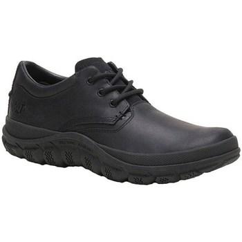Schuhe Herren Sneaker Low Caterpillar Fused Tri Schwarz