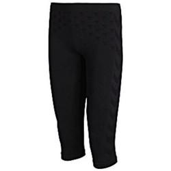 Kleidung Damen Jogginganzüge Hummel Collant 3/4 femme  Active Bee noir