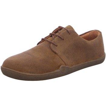 Schuhe Herren Derby-Schuhe Blifestyle Schnuerschuhe groundSTYLE natur BLW2011L9 Bio braun