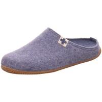 Schuhe Damen Hausschuhe Kitzbuehel 3886 0568 blau