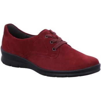Schuhe Damen Derby-Schuhe Semler Schnuerschuhe Xenia X2495-042-062 rot