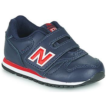 Schuhe Kinder Sneaker Low New Balance 373 Blau