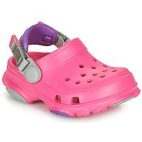 Schuhe Mädchen Pantoletten / Clogs Crocs CLASSIC ALL-TERRAIN CLOG K Rose