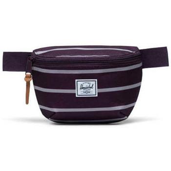 Taschen Taschen Herschel Bolsa de Cintura Fourteen Prep Stripe Blackberry Wine