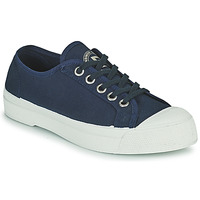 Schuhe Damen Sneaker Low Bensimon B79 BASSE Blau
