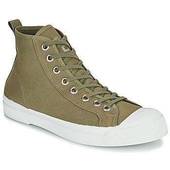 Schuhe Herren Sneaker Low Bensimon B79 MID Kaki