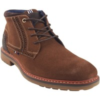 Schuhe Herren Boots Bitesta 32173 Leder Braun