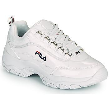 Schuhe Damen Sneaker Low Fila STRADA F WMN Weiss