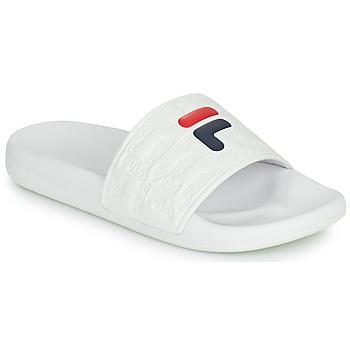 Schuhe Damen Pantoletten Fila BAYWALK SLIPPER WMN Weiss