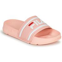 Schuhe Mädchen Pantoletten Fila MORRO BAY SLIPPER JR Rose