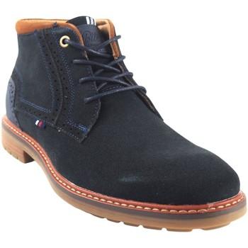 Schuhe Herren Boots Bitesta 32173 blau Blau