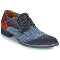 Schuhe Herren Derby-Schuhe Kdopa MONTMARTRE Blau / Rot