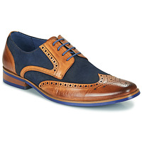 Schuhe Herren Derby-Schuhe Kdopa MANI Camel / Blau
