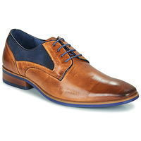 Schuhe Herren Derby-Schuhe Kdopa CONNOR Camel / Blau