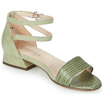 Schuhe Damen Sandalen / Sandaletten Peter Kaiser PAMILA Kaki