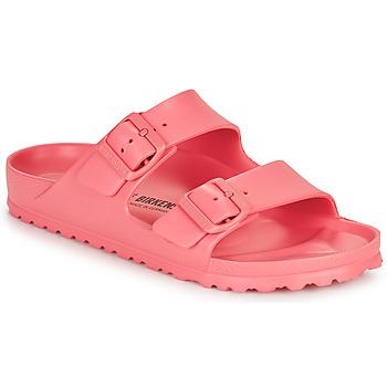 Schuhe Damen Pantoffel Birkenstock ARIZONA EVA Rose