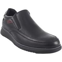 Schuhe Herren Slipper Bitesta 32394 schwarz Schwarz