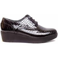 Schuhe Damen Derby-Schuhe & Richelieu Kennebec 7002 Schwarz