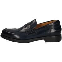 Schuhe Herren Slipper Campanile X165 BLAU