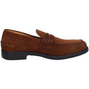 Schuhe Herren Slipper Campanile X165 LEDER