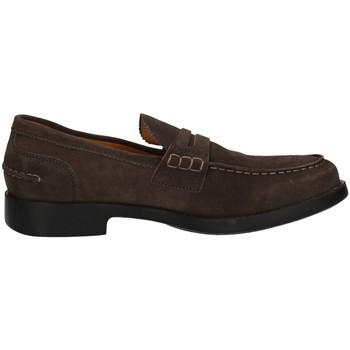 Schuhe Herren Slipper Campanile X165 GRAU