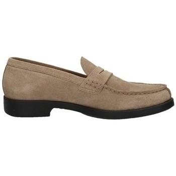 Schuhe Herren Slipper Campanile X165 SCHIEFER